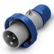 Scame Spina Mobile Optima 16a 2p+t 200-250v 6h