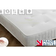 Cool-Touch Relaxation Memory Sprung Mattress