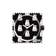 STAMPS Boitier Montre STAMPS 104807 Cat you