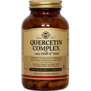 Solgar Quercetin Complex Ester-C Plus Vegetable Capsules 100ct