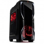 Carcasa Inter-Tech K1 Black