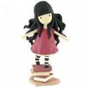 Figurina Gorjuss pe carti Gorjuss