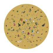 MOOOI CARPETS tappeto GARDEN OF EDEN ROUND Signature collection