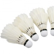 New Latest Design Badminton shuttle cock(Pack Of 5)