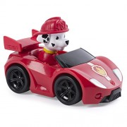 Paw Patrol Rescue Racer Roadster Marshall Vehicle
