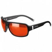 CASCO SX-61 Bicolor S3 Occhiali da sole nero/rosso/grigio