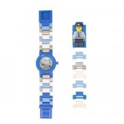 LEGO® Watch LEGO City Police Officer hodinky