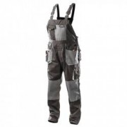 NEO TOOLS Salopette de Travail 35% Coton 65% Polyester NEO TOOLS 81-240 - Taille - L