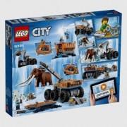 Lego city base mobile di esplorazione artica