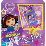 Dora Rocks! Explore & Seek Game - Dora the Explorer