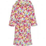 Playshoes Gebloemde badjas/ochtendjas met fleurige print voor kinderen