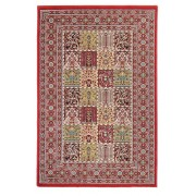 Červený kusový orientální koberec Tashkent - délka 380 cm a šířka 280 cm
