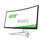 Acer XR342CKPbmiiqphuzx 87cm (34') Curved 1900R 21:9 WQHD IPS LED ZeroFrame 1ms(MPRT)