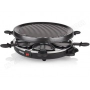 PRINCESS Raclette Multifonction Raclette Grill 6