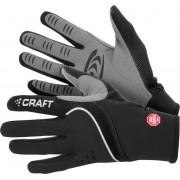Craft Power WS handschoenen grijs/zwart XXL 2018 Loophandschoenen