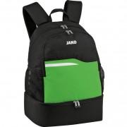 Jako Rucksack COMPETITION 2.0 - schwarz/soft green