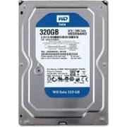 WD Sata Genuine Product Quality 320 GB Desktop Internal Hard Disk Drive (7200 RPM)