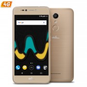 """Smartphone WIKO UPULSE 4G 5,5"""" IPS HD Finger Print 3 + 32GB 8 MP c/SF + 13MP Gold"""""""""""