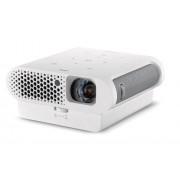 BenQ GS1 Portable, DLP, LED, 720p (1280x720), 100 000:1, 300 ANSI Lumens, HDMI, USB 3.0, WiFi, BT 4.0, Micro SD, Speakers, 3D Ready
