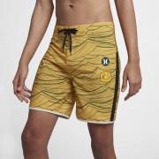 Boardshort Hurley Phantom Australia National Team 45,5 cm pour Homme - Or