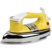 MONEX New Range Of Heavyweight Plancha 1000 W Dry Iron (Yellow)