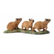 Capibara Pui- Animal figurina