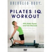Sissel DVD Pilates IQ Workout, inglese