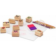 Set de stampile Prietenie Melissa and Doug