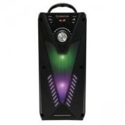 Безжична колона Manta SPK811, Bluetooth, AUX, Micro SD, USB, LED RGB