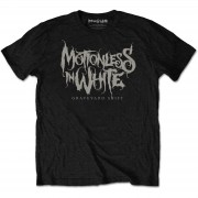 Motionless In White: Graveyard Shift (tricou)