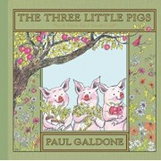 The Three Little Pigs, Hardcover/Paul Galdone