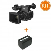 Kit Panasonic HC-X1 4K + Acumulator Digital Power VW-VBD58
