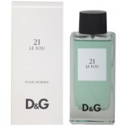 Dolce & Gabbana D&G Anthology Le Fou 21 eau de toilette para hombre 100 ml