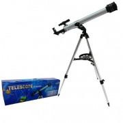 Telescop astronomic cu trepied reglabil Power Telescope F70060