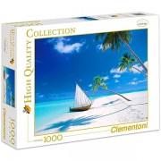 Clementoni: Maldív-szigetek 1000 darabos puzzle