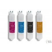 Ecotronic Комплект фильтров с UF мембраной (12 дюймов)