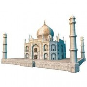 Puzzle 3D Taj Mahal 216 Piese.Fiecare piesa este individual realizata manual