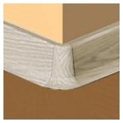 PBE605.242-S4 - Set 4 bucati piese colt exterior culoare gri artar pentru plinta PBC605