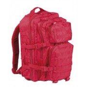 Mil-Tec US Assault Pack 36L (Färg: Signal Röd)