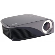 Projektor HS200G, LED SVGA; 200 ANSI; 2000:1; 30000Hrs; HDMI 1.3; USB ; FM-Transmitter, Carry Bag HS