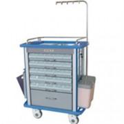carrello multifunzione modulare - 6 cassetti - 85x52xh.101cm