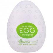 Masturbador Egg Clicker Easy One Cap Magical Kiss