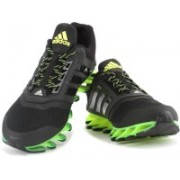 ADIDAS SPRINGBLADE DRIVE 2 M Men Running Shoes For Men(Black, Green)
