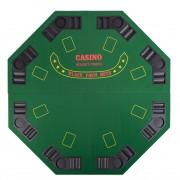 Blat Poker pliabil 8 jucatori