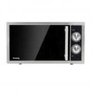 HKoenig VIO7 Micro-ondas con Grill 23L 1000W Inox/Preto
