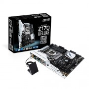 Tarjeta Madre Asus Z170-Deluxe socket 1151, DDR4/HDMI/Displayport ATX
