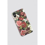 iDeal of Sweden Antique Roses iPhone X Case - Phone Accessories - Multicolor
