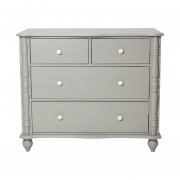 Coming Kids Pebbles Commode Grey