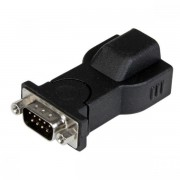Startech 1 Port Usb To RS232 DB9 Serial Adapter With Detachable 6ft Us