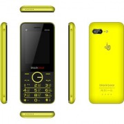 Blackbear i7 (Dual Sim 2.4 Inch Display 1450 Mah Battery Yellow)